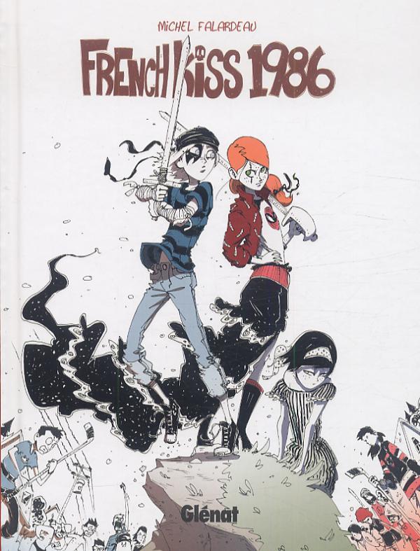 French Kiss 1986, bd chez Glénat de Falardeau