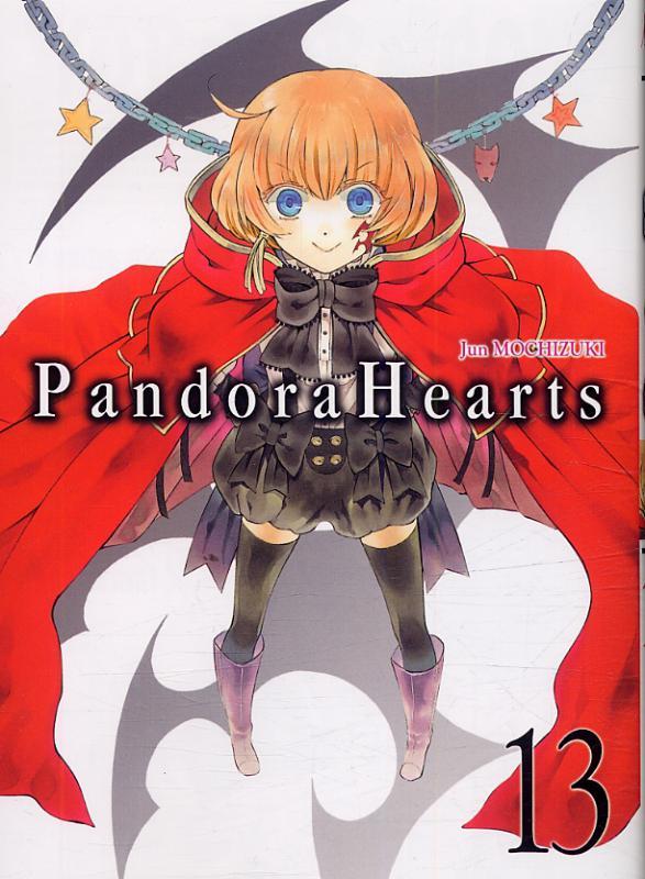 Pandora Hearts T13, manga chez Ki-oon de Mochizuki