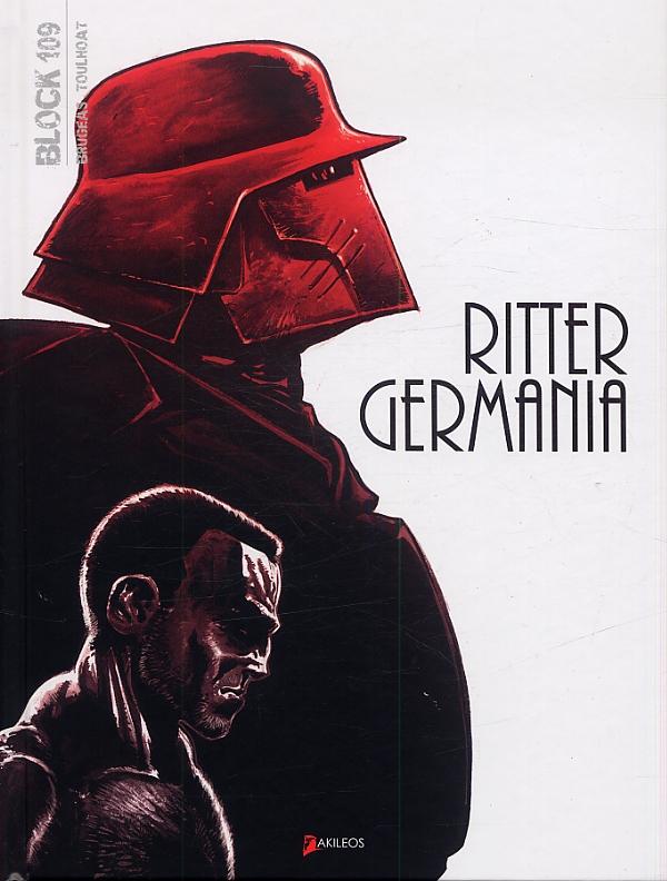 Ritter Germania, bd chez Akileos de Brugeas, Toulhoat