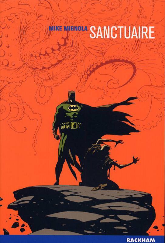 Batman - Sanctuaire, comics chez Rackham de Augustyn, Raspler, Mignola, Russel