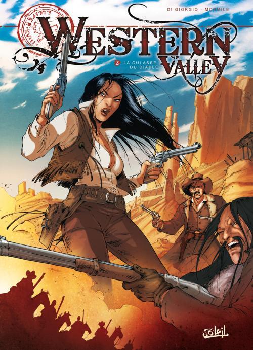Western valley T2 : La culasse du diable (0), bd chez Soleil de Di Giorgio, Mormile, Lecloux