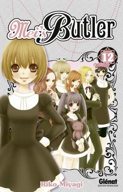 Mei's butler T12, manga chez Glénat de Miyagi