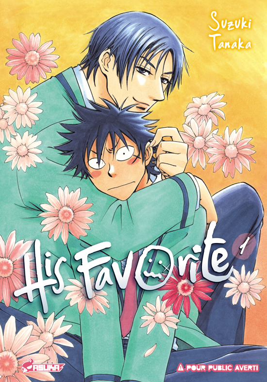 His favorite T1, manga chez Asuka de Tanaka