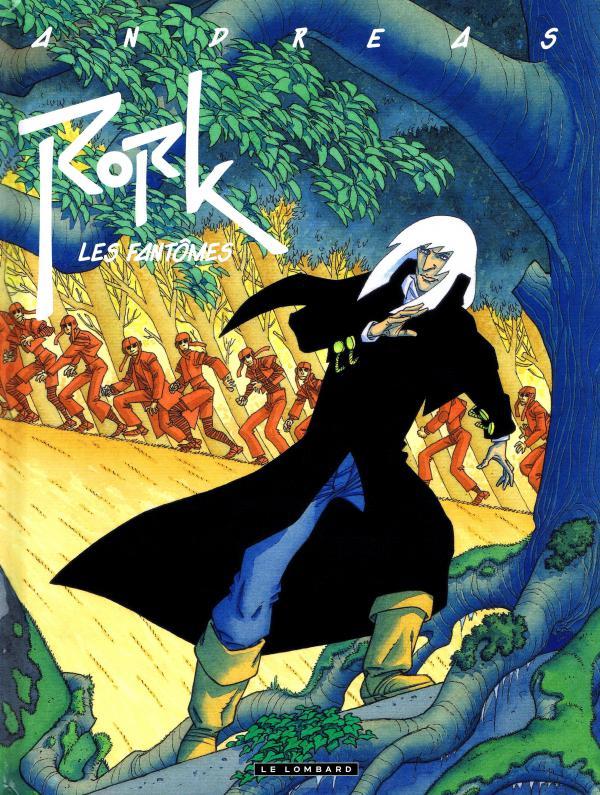 Rork : Les fantômes (0), bd chez Le Lombard de Andreas, Cochet