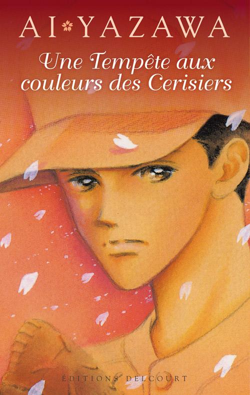 Une tempête aux couleurs des cerisiers, manga chez Delcourt de Yazawa