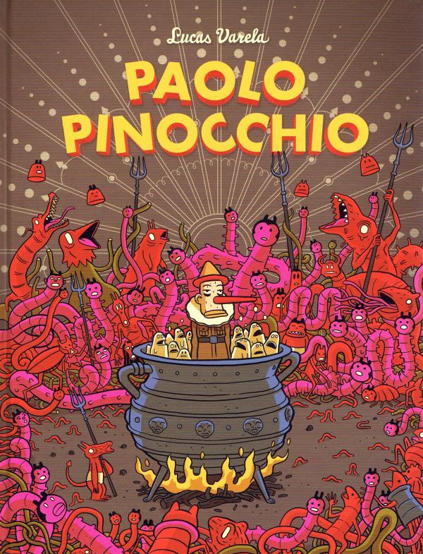 Paolo Pinocchio, bd chez Tanibis de Varela