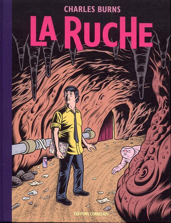 Toxic T2 : La Ruche (0), comics chez Cornelius de Burns