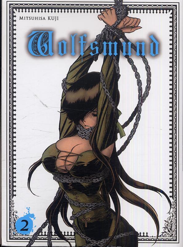 Wolfsmund T2, manga chez Ki-oon de Kuji