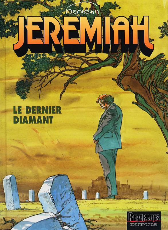 Jeremiah T24 : Le dernier diamant (0), bd chez Dupuis de Hermann