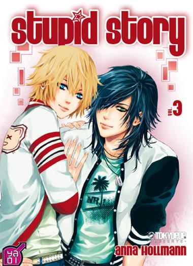 Stupid story T3, manga chez Taïfu comics de Hollmann