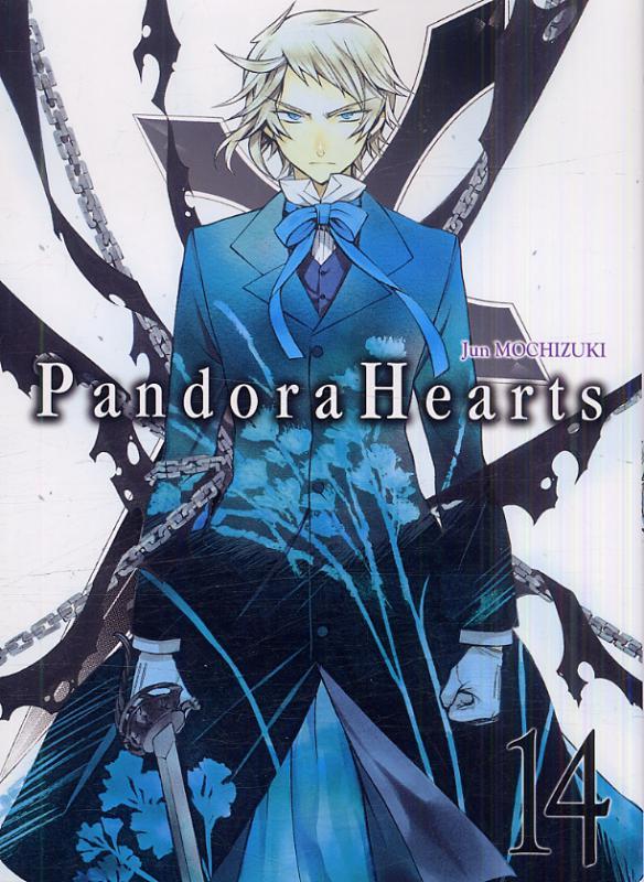 Pandora Hearts T14, manga chez Ki-oon de Mochizuki
