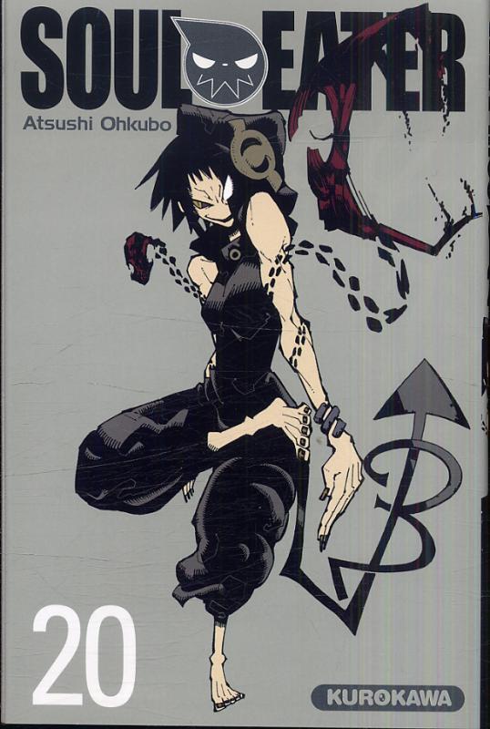 Soul eater T20, manga chez Kurokawa de Ohkubo