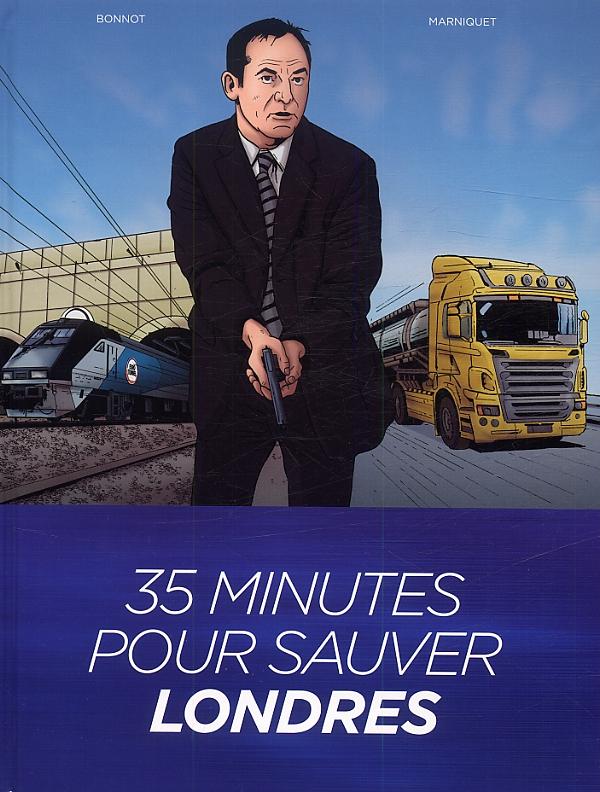 35 minutes pour sauver Londres, bd chez 12 bis de Marniquet, Bonnot, Boubette