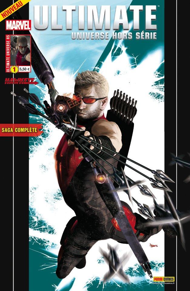 Ultimate Universe – Hors série, T1 : Hors série - Les personnes (0), comics chez Panini Comics de Hickman, Sandoval, Anderson, Andrews