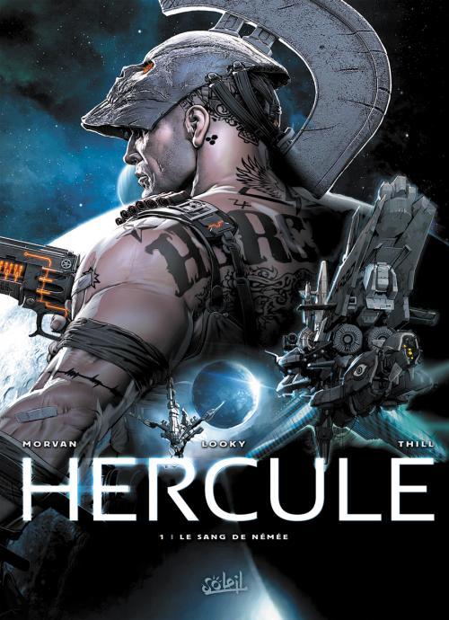Hercule T1 : Le lion de Némée (0), bd chez Soleil de Morvan, Looky