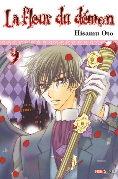 La fleur du démon T9, manga chez Panini Comics de Oto