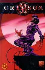 Crimson T1, comics chez Editions USA de Augustyn, Ramos, Ro, Bleyaert, Hannin, Quesada