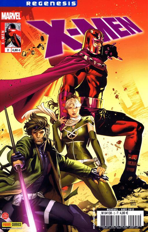 X-Men (revue) – V 3, T2 : Tout est sinistre (0), comics chez Panini Comics de Carey, Gillen, Diaz, Molina, Kurth, Pham, Buchemi, d' Armata, Lokus, Reber, Fabela, Rosenberg, Charalampidis, Dommo, Mann