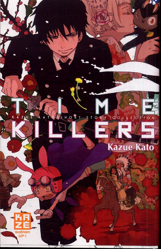 Time Killers, manga chez Kazé manga de Kato