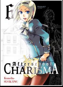 Afterschool charisma T6, manga chez Ki-oon de Suekane