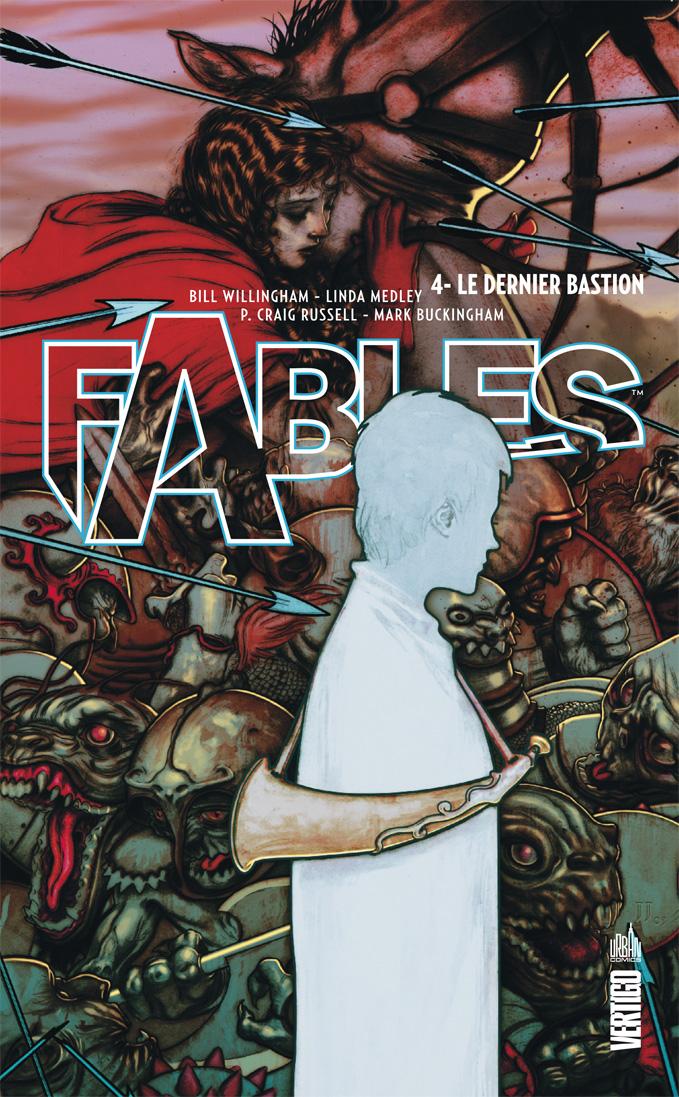 Fables – Hardcover, T4 : Le dernier bastion (0), comics chez Urban Comics de Willingham, Russel, Buckingham, Hamilton, Kindzierski, Vozzo, Leialoha, Jean