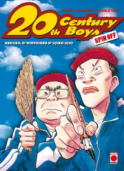 20th Century Boys, Première édition : Spin off - Recueil d'histoires d'Ujiko Ujio (0), manga chez Panini Comics de Ujio, Urasawa