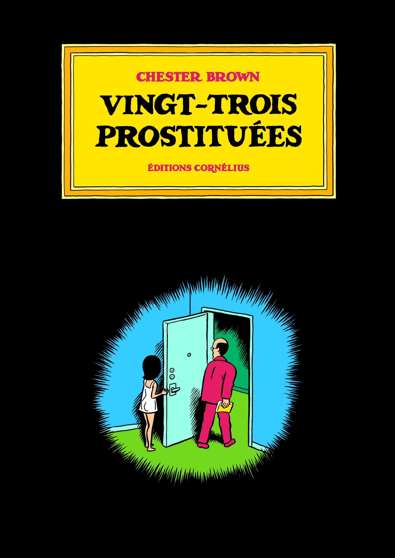 23 prostituées, comics chez Cornelius de Brown