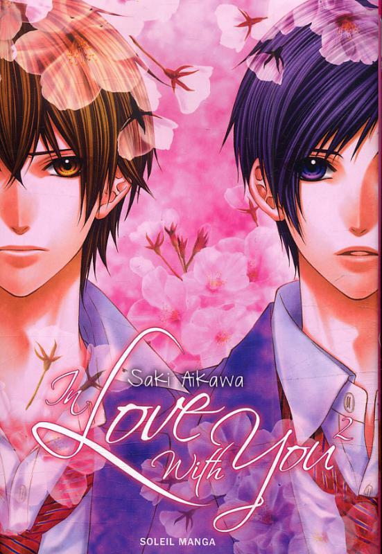 In love with you T2, manga chez Soleil de Aikawa