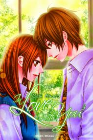In love with you T3, manga chez Soleil de Aikawa