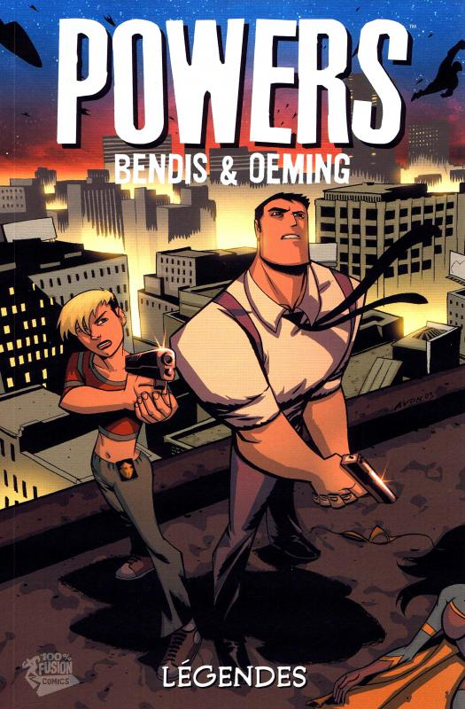 Powers T8 : Légendes (0), comics chez Panini Comics de Bendis, Oeming, Pantazis