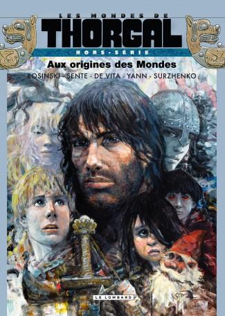 Les Mondes de Thorgal : Le making-of (0), bd chez Le Lombard de Sente, Yann, de Vita, Surzhenko, Rosinski