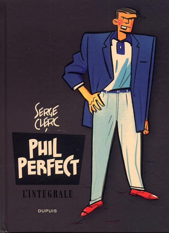 Phil Perfect, bd chez Dupuis de Clerc, Landon
