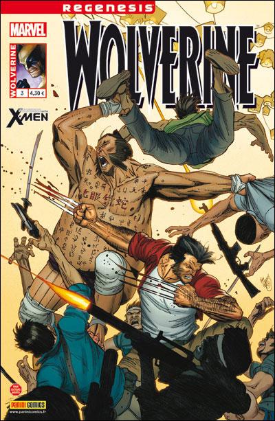 Wolverine (revue) – Revue V 3, T3 : Goodbye Chinatown (0), comics chez Panini Comics de Aaron, Bradshaw, Garney, Wilson, Ponsor, Keith