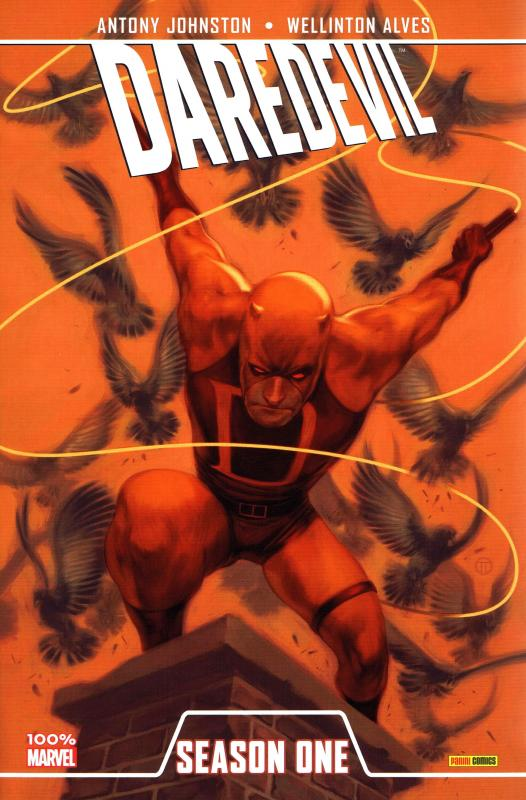 Season One : DareDevil (0), comics chez Panini Comics de Johnston, Alves, Hang, Tedesco