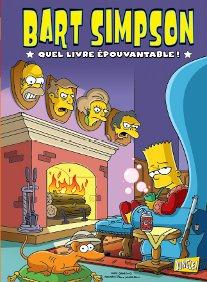 Bart Simpson T4 : Quel livre épouvantable ! (0), comics chez Jungle de Rogers, Digerolamo, Peyer, Morrison, Bates, Ho, Lloyd, Costanza, Delaney, Villanueva, Hamill, Groening