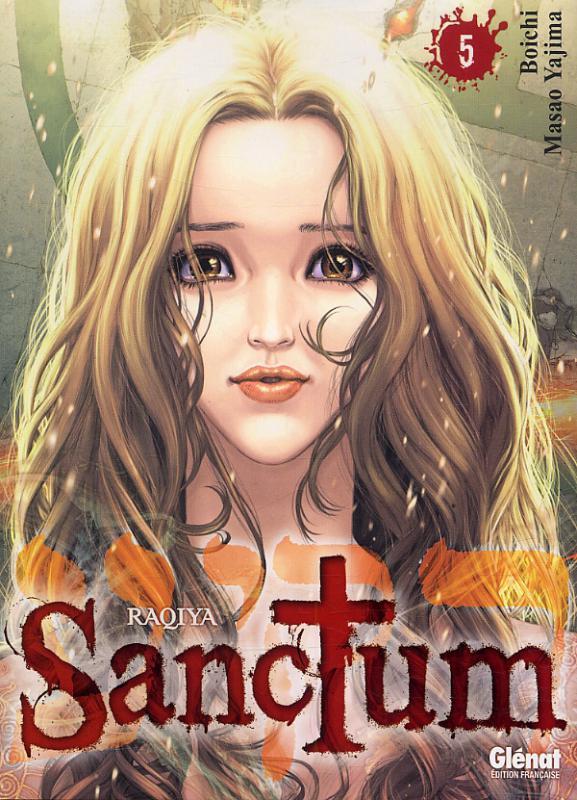 Sanctum T5, manga chez Glénat de Yajima, Boichi