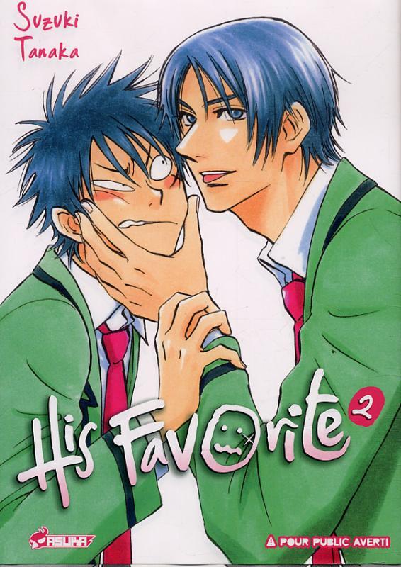 His favorite T2, manga chez Asuka de Tanaka