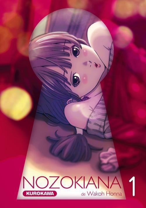 Nozokiana  T1, manga chez Kurokawa de Honna