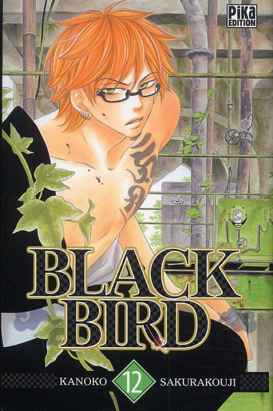 Black bird T12, manga chez Pika de Sakurakouji