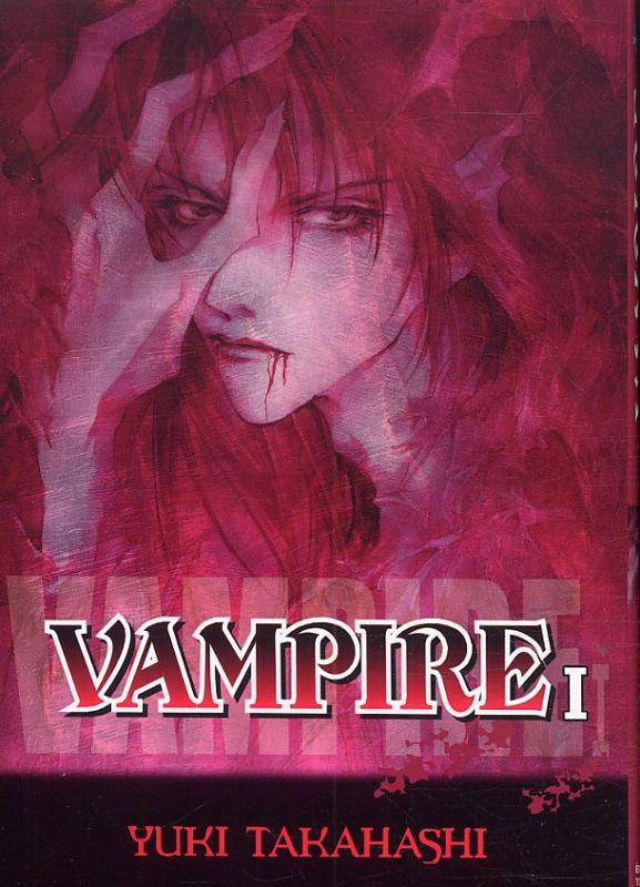 Vampire T1, manga chez Tonkam de Takahashi