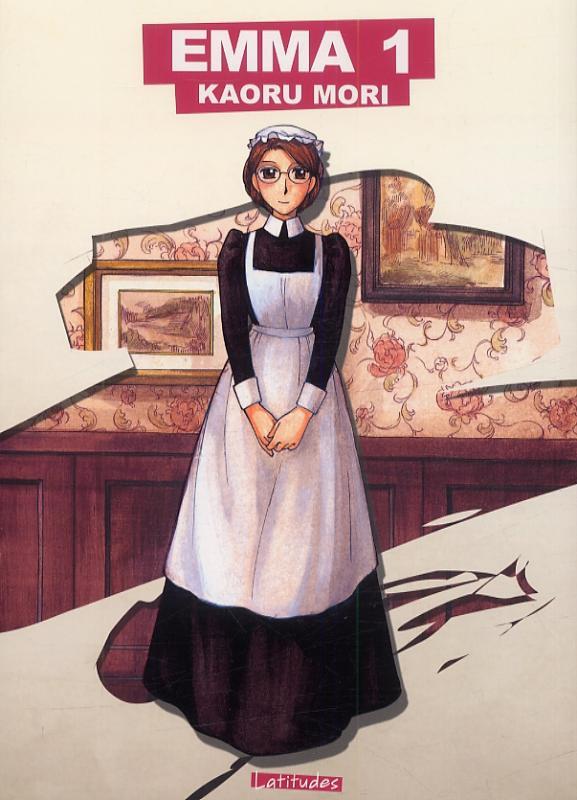 Emma - deluxe T1, manga chez Ki-oon de Mori
