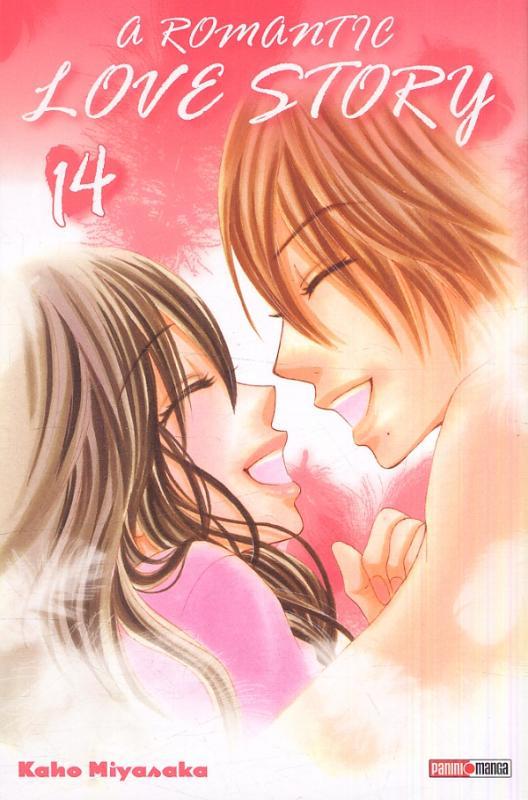 A romantic love story T14, manga chez Panini Comics de Miyasaka