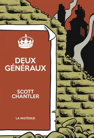 Deux généraux, comics chez La pastèque de Chantler