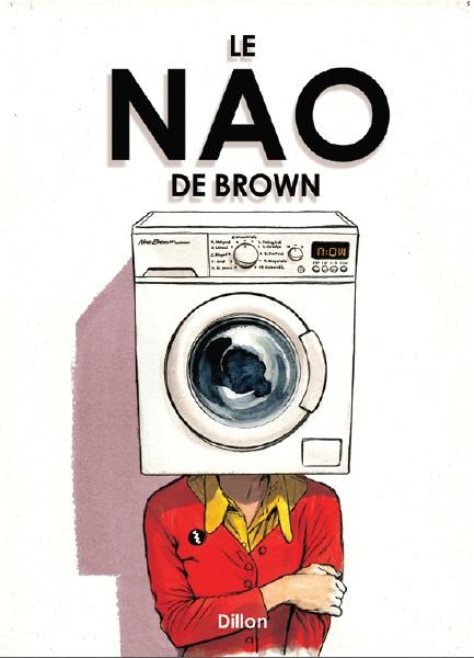 Le Nao de Brown, comics chez Akileos de Dillon