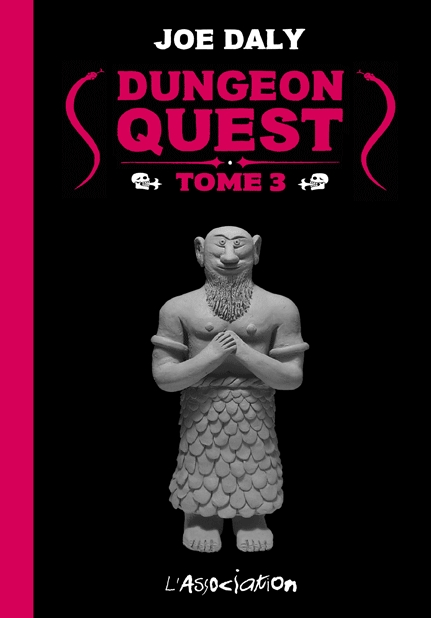 Dungeon quest T3 : , comics chez L'Association de Daly