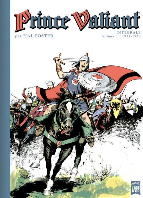 Prince Valiant T1 : 1937-1938 (0), comics chez Soleil de Foster