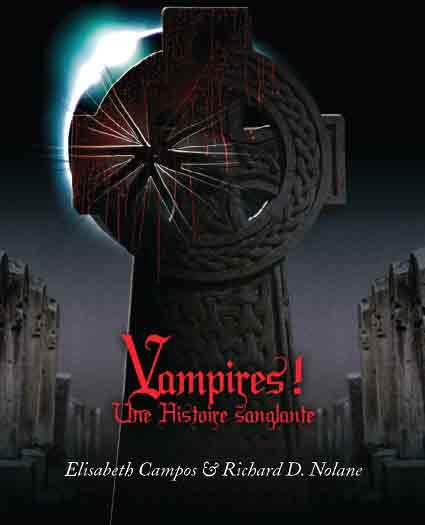 Bibliothèque des Miroirs T8 : Vampires ! Une histoire sanglante (0), comics chez Les Moutons Electriques de Campos, Nolane