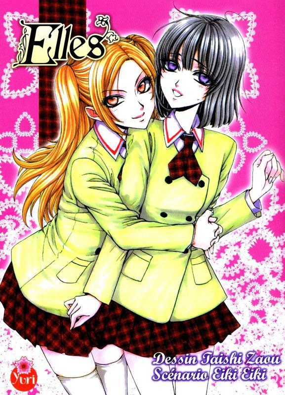 Elles, manga chez Taïfu comics de Eiki, Zaou