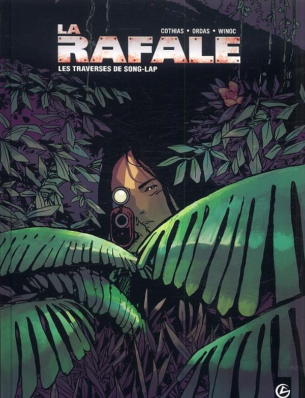 La Rafale T2 : Les traverses de song-lap (0), bd chez Bamboo de Ordas, Cothias, Winoc, Voillat