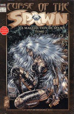 Spawn - Hors série – Curse of the Spawn, T3 : La malédiction de Spawn T2 (0), comics chez Semic de McEllroy, Turner, Nicholas, Broeker